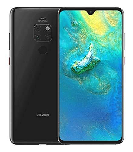 "Huawei Mate 20 - Smartphone De 6.53"" (Octa-Core, Ram De 4 GB, Memoria De 128 GB, Cámara De 16+12+8 MP, Android 9.0) Color Negro"