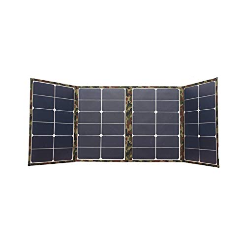 LIERSI 250W Foldable Solar Panel 18V Solar Panel for Camping Solar Cell Charger for Mobile Power Bank for Phone Battery DC/USB Port