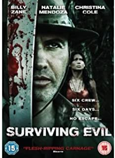 Surviving Evil (Region 2 DVD import)