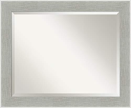 Amanti Art Framed Vanity Mirror | Bathroom Mirrors for Wall | Glam -