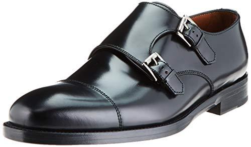Lottusse L6608, Zapatillas sin Cordones para Hombre, Jocker Negro, 42.5 EU