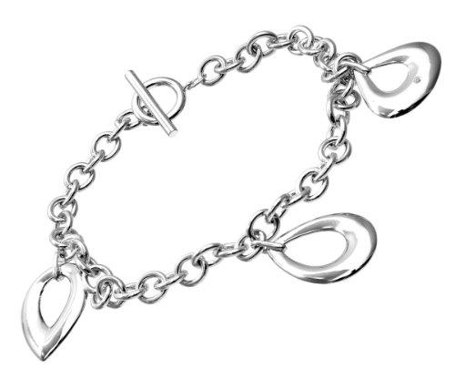Naava Armband voor dames, sterling zilver, diamant
