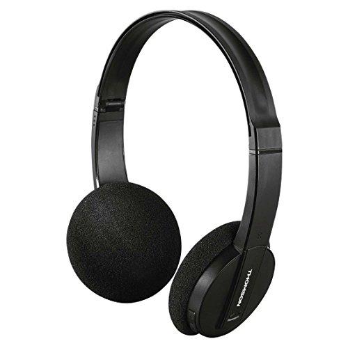 Thomson WHP6005BT - Auriculares de ciadema Cerrados (Bluetooth, USB, Miroc-USB, Plegables), Color...
