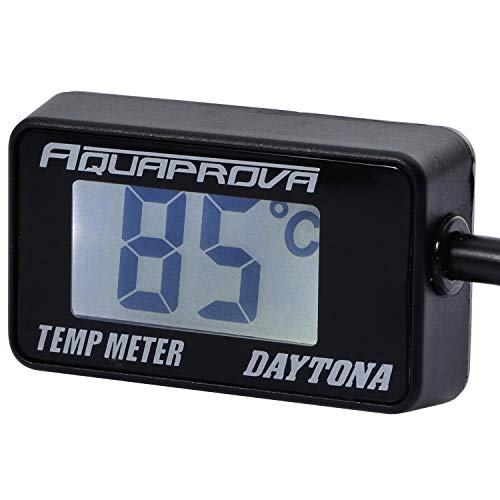 DAYTONA(デイトナ) コンパクトオイルテンプメーター AQUAPROVA 96583