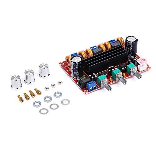 TPA3116D2 2.1 Digital Power Amplifier Board, 2x80W+100W(Bass) Audio Stereo AMP Module for Audio System DIY Speakers 12-26V