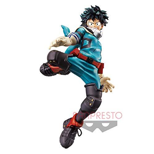 Banpresto. Boku no Hero Academia Figure Midoriya Izuku My Hero Academia King of Artist