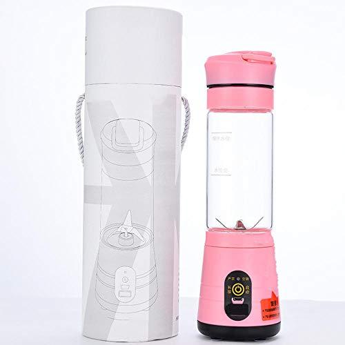 Juicer voor Fruit Draagbare Opladen Elektrische Mini Fruit Blender Juicer