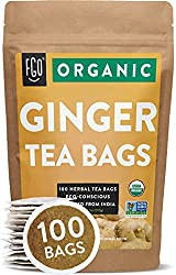 One of the teas for acne that can help with digestion and breakouts is ginger tea.