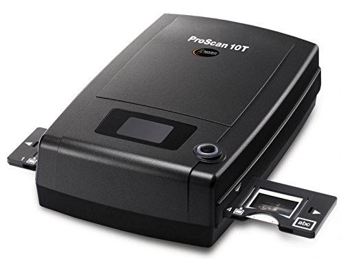Reflecta 65450 ProScan 10T Negativ/Dia-Scanner mit (10000 DPI, 48 Bit-Farbtiefe, USB 2.0)