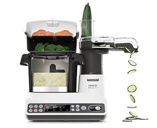 Kenwood Kcook Multi CCL401WH - 9