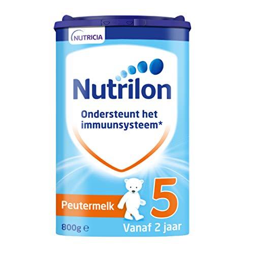 Nutrilon Peutermelk 5 - vanaf 2 jaar - 800 gram - Flesvoeding