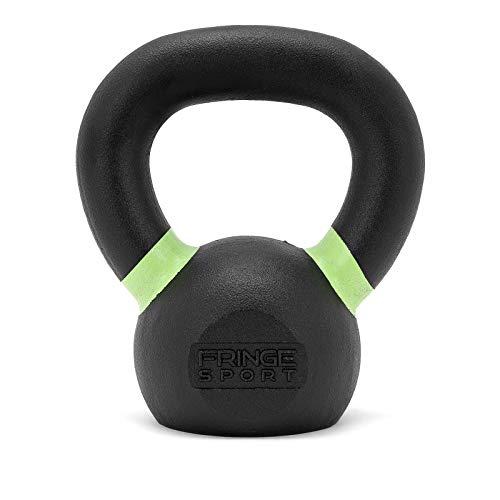 FringeSport Prime Kettlebell for Home Gym Strength Training Weight, 4 KG