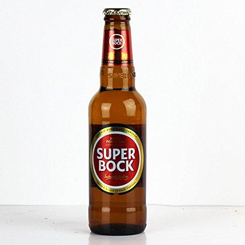 Portugiesisches Bier / Cerveza portuguesa Super Bock