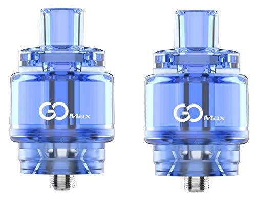 Atomizzatore polmonare Innokin Gomax usa e getta 5.5ml 2 pezzi blu ORIGINALE (NO NICOTINA) (BLU)