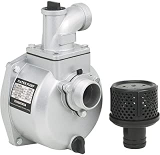 Semi-Trash Water Pump ONLY - for Threaded Shafts, 2in. Ports, 7,860 GPH