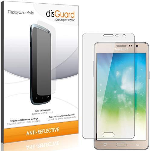 disGuard Panzerglas-Folie für Samsung Galaxy On5 Pro [3 Stück] Bildschirm-Schutzfolie, extrem Kratzfest, Anti-Reflex, MATT, Reflektionsmindernd