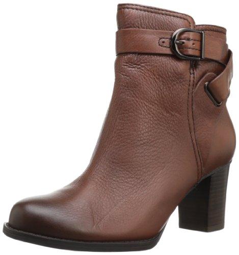 Hot Sale Clarks Women's Jolissa Topaz Boot,Brown,8 M US
