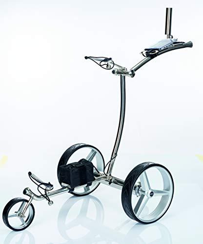 GT-R Elektrischer Golftrolley Edelstahl Fernbedienung einschließlich Zubehör(5X) 2 Jahre Garantie