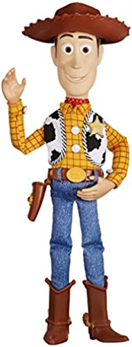 Disney Toy Story EchtGröße My Talking Action Figure Woody