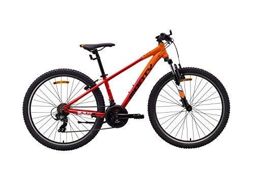 Monty MTB KX8 26' Rojo-Naranja T.XS