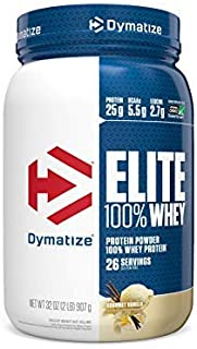 Dymatize Essentials Stack - 2 lbs Elite Whey Gourmet Vanilla + Pre Workout Chilled Fruit Fusion + All9 Juicy Watermelon
