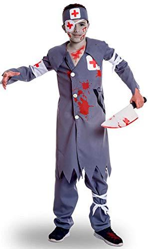 Disfraz de Enfermero Asesino para nio