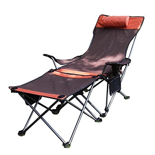 CFMZ Silla de Pescador Plegable, Silla Plegable Camping Barata 150kg, Silla Playa...