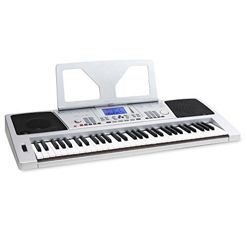 Schubert - Coffret Little Mozart - Clavier, pupitre et Banquette (Pliable, Connexion Ordinateur MIDI...