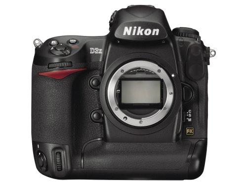 Nikon デジタル一眼レフカメラ D3X D3X