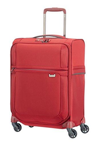 Samsonite 55, Red (Red), Spinner S, (55 cm - 41 L)