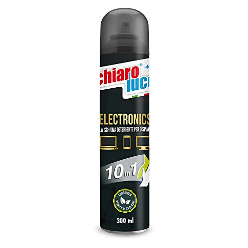 Chiaro Luce Electronics Pulizia Spray - 300 Ml