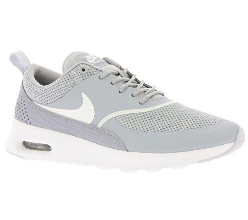 Nike 599409-021 Sportschuhe, Damen, Silber, 41