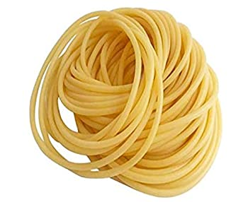 10M Length 3x5mm Natural Latex Rubber Tubing Slingshot Catapult Surgical Tube Rubber Hose Yellow