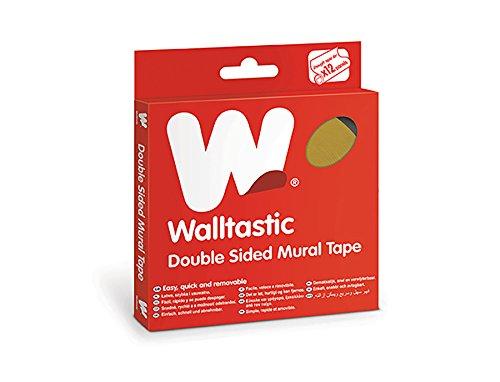 Walltastic Doppelseitiges Klebeband, Tape, Hangs 1 Complete Mural