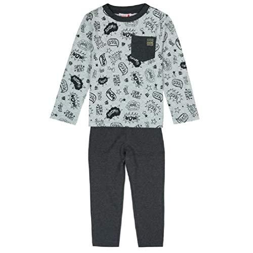 Pijama Interlock de niño - Talla - 2