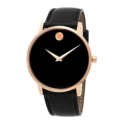 Movado Core Museum Classic - 0607272 Rose Pvd One Size