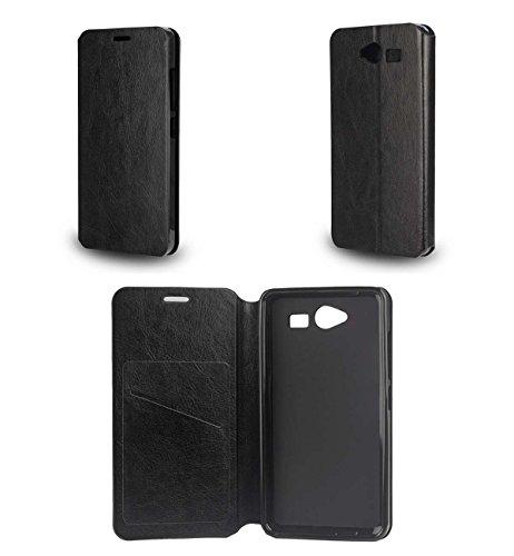 caseroxx Tasche für Mobistel Cynus F6 Bookstyle-Case in schwarz Cover Buch
