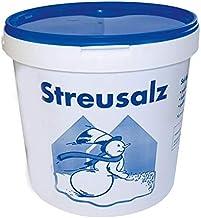 SWS Streusalz 10 kg Steinauftausalz Auftausalz Winterstreu Streumittel Tausalz