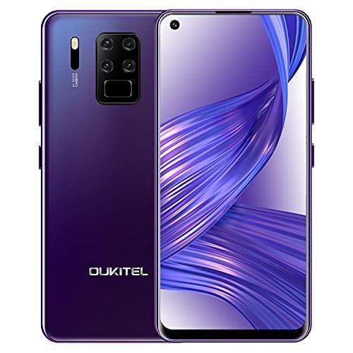 Smartphone Offerta del Giorno, OUKITEL C18 PRO Cellulare Offerta, Cellulari Economici Schermo da 6,55 pollici,16MP+8MP AI Fotocameras, Octa Core 4GB +64GB, 4000mAh Batteria 4G LTE Dual SIM Telefoni