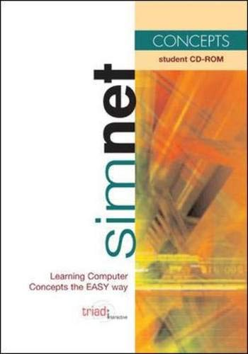 SimNet Concepts: An Interactive Student CD-Rom