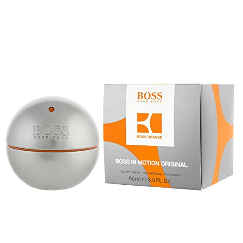 Hugo Boss in Motion eau de Toilette Spray 90 ml.
