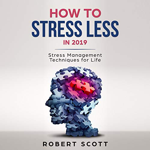 How to Stress Less in 2019 - Stress Management Techniques for Life cover art