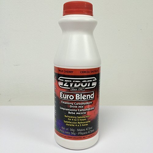 Zydot Euro Blend Detox Bebida Mezcla - Salvaje Cereza