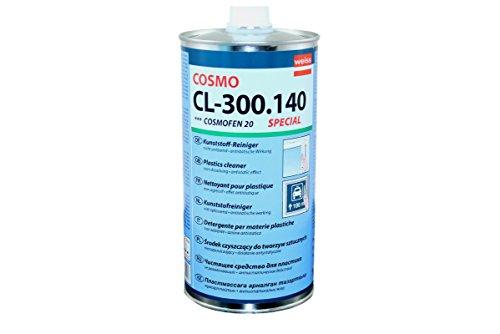 COSMOFEN®-20 PVC-REINIGER / Dose a 1,0 Liter