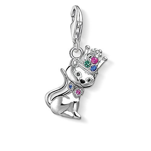 Thomas Sabo Damen-Clasp Charms 925 Sterlingsilber 1486-338-7