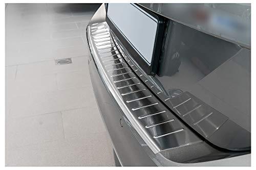tuning-art BL927 Kombi Ladekantenschutz mit 3D Profil Abkantung Fahrzeugspezifisch