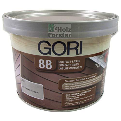 GORI 88 Compact-Lasur Anthrazit Metallic 2,50 ltr.