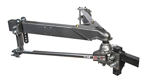 "Husky 32218 Center Line TS with Spring Bars - 800 lb. to 1,200 lb. Tongue Weight Capacity (2-5/16"" Ball)"