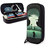 Estuche Pencil Case Pencil Bag Pouch Storage bag Portable Bag Holder with Zipper for School & Office Zoro and Kuina