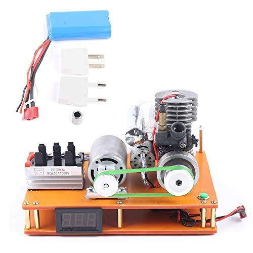 Level 15 100-500V Methanolgenerator, Methanol Motor Elektrischer Generator Fur RC Auto Boot Flugzeug